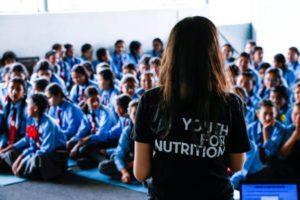 पोषण स्तरोन्नति गर्ने दृढ सोचका साथ 'सोचाई-पोषणका लागी युवा'