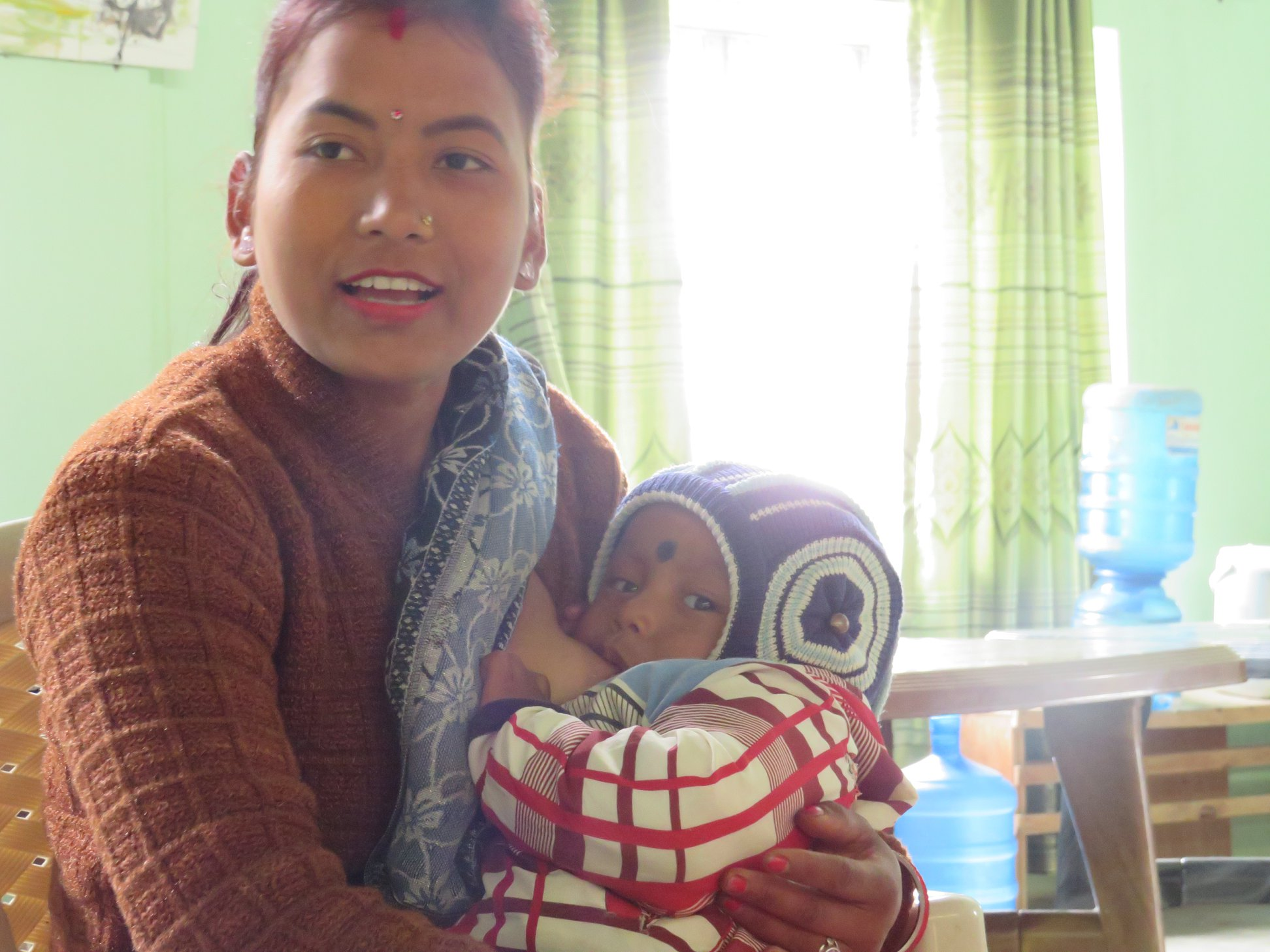 Breastfeeding and pre-lacteal feeding practices in Nepal: A review article